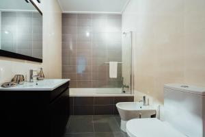 Muralha - Holiday Beach Apartments, Apartmány  Nazaré - big - 13
