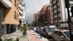 Quito Azul, Apartmány  Quito - big - 27