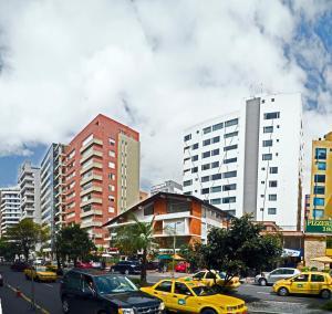 Quito Azul, Апартаменты  Кито - big - 29