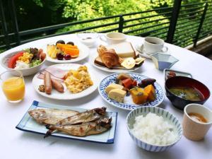 Kinosaki Onsen Nishimuraya Hotel Shogetsutei, Ryokany  Toyooka - big - 61