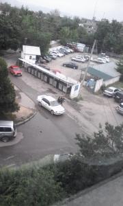 Apartment 16 Mikrorayon 42, Ferienwohnungen  Shymkent - big - 22