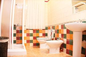Chalet Arroyo, Дома для отпуска  Конил-де-ла-Фронтера - big - 11