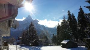 Chalet Danninger, Alpesi faházak  Ehrwald - big - 28