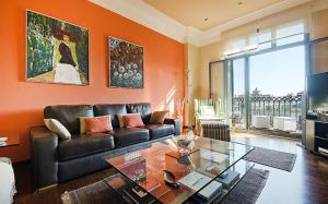 You Stylish The Most Luxury Apartment, Ferienwohnungen  Barcelona - big - 51