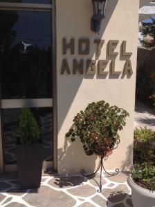 Angela Hotel, Hotely  Agia Marina Aegina - big - 111