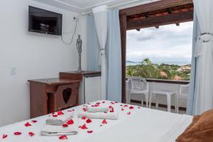 Buzios Arambaré Hotel, Отели  Бузиус - big - 7