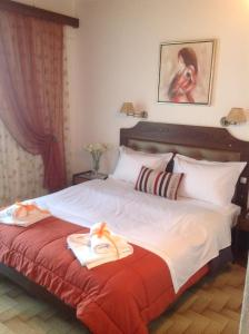 Angela Hotel, Hotely  Agia Marina Aegina - big - 112