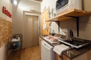AinB Picasso-Corders Apartments, Апартаменты  Барселона - big - 28