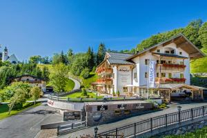 ALMHOF Alpin Apartments & Spa - Dienten am Hochkönig