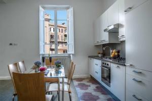 Angelo e Orietta alle Fornaci, Apartmány  Řím - big - 27