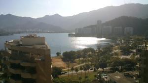 Apartamento Lagoa Ipanema, Гостевые дома  Рио-де-Жанейро - big - 14