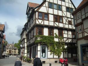 Ferienwohnungen Marktstrasse 15, Apartmány  Quedlinburg - big - 99