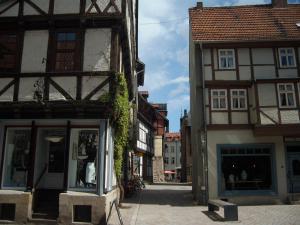 Ferienwohnungen Marktstrasse 15, Apartmány  Quedlinburg - big - 68