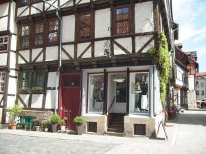 Ferienwohnungen Marktstrasse 15, Apartmány  Quedlinburg - big - 102