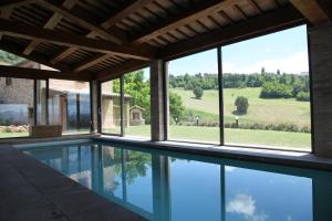Country House Ca' Brunello, Дома для отпуска  Урбино - big - 9