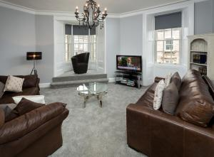 St Giles Apartments, Aparthotels  Edinburgh - big - 78