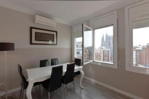 Apartment with Private Terrace (8 Adults) - Penthouse
