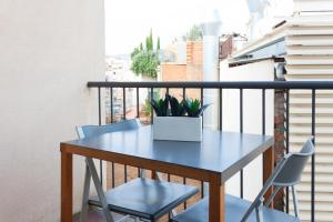 Deco Apartments – Diagonal, Appartamenti  Barcellona - big - 55