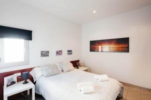 Apartments Gaudi Barcelona, Apartments  Barcelona - big - 202