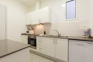 Alcam Paseo de Gracia, Appartamenti  Barcellona - big - 79