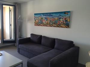 La Cascadelle, Апартаменты  Гримо - big - 8