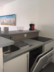 La Cascadelle, Апартаменты  Гримо - big - 11