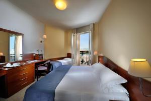 Hotel Palace, Отели  Бибионе - big - 5