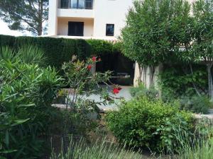 La Cascadelle, Апартаменты  Гримо - big - 17