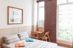 Alex Rio Flats Studio with Balcony, Apartmanok  Rio de Janeiro - big - 31