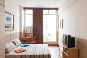 Alex Rio Flats Studio with Balcony, Apartmanok  Rio de Janeiro - big - 33