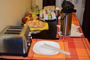 Vila Aris, B&B (nocľahy s raňajkami)  Iaşi - big - 36