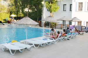 Hotel Atrium, Hotely  Bodrum City - big - 52