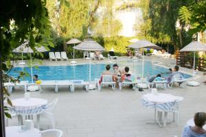 Hotel Atrium, Hotely  Bodrum City - big - 53