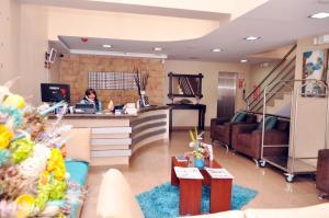 Hotel De Las Americas, Hotely  Ambato - big - 41