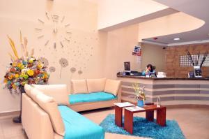 Hotel De Las Americas, Hotely  Ambato - big - 42