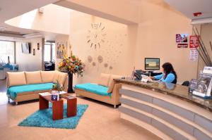 Hotel De Las Americas, Hotely  Ambato - big - 43