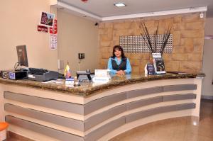 Hotel De Las Americas, Hotely  Ambato - big - 47