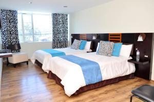 Hotel De Las Americas, Hotely  Ambato - big - 3