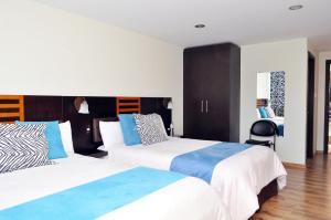 Hotel De Las Americas, Hotely  Ambato - big - 10