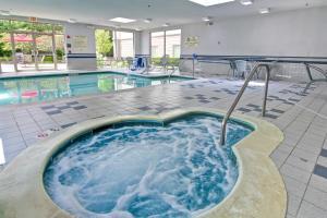 Hampton Inn & Suites Leesburg, Hotels  Leesburg - big - 16