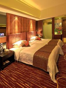 Meilihua Hotel, Hotely  Chengdu - big - 17