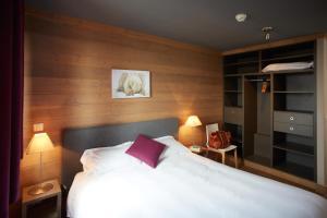 Les Chalets du Soleil Contemporains, Apartmánové hotely  Les Menuires - big - 12