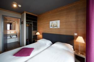 Les Chalets du Soleil Contemporains, Apartmánové hotely  Les Menuires - big - 13
