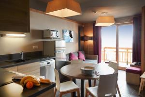 Les Chalets du Soleil Contemporains, Apartmánové hotely  Les Menuires - big - 21