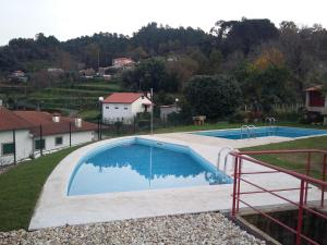 Casa D`Auleira, Фермерские дома  Ponte da Barca - big - 67