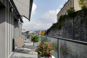 Amani Terrace Apartment by FeelFree Rentals, Apartmány  San Sebastián - big - 1