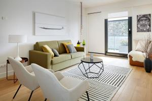 Amani Terrace Apartment by FeelFree Rentals, Apartmány  San Sebastián - big - 7