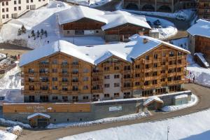 Les Chalets du Soleil Contemporains, Apartmánové hotely  Les Menuires - big - 39