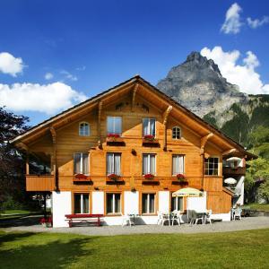 Hotel Alpina Kandersteg Switzerland JSki - Hotel alpina adelboden