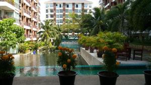 Diamond Suites Condo No.379/42, Apartmány  Pattaya South - big - 33